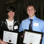 Outstanding Youth Volunteer Award