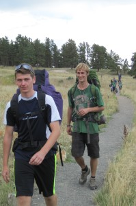 Backpacking CalWood