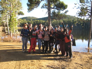 camp wondervu was wonderful strive excel goes camping at camp