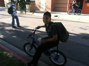 Sunnyside Bike to School