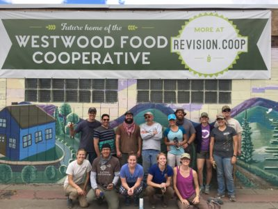 Urban Farm Volunteer Project 2016