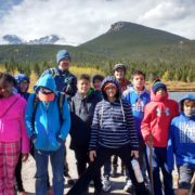 AXL Academy Enjoys A Fall Camping Adventure at Cheley Outpost